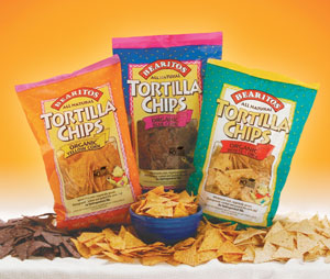 Bearitos All Natural Tortilla Chips